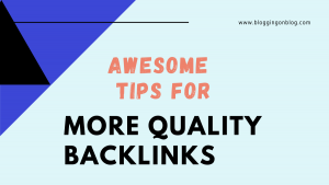 Read more about the article 5 Awesome Ways To Get More Backlinks To Your Website