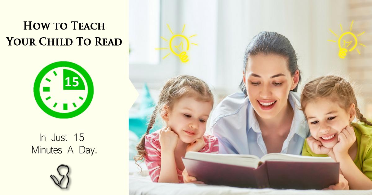 Children Learning Reading