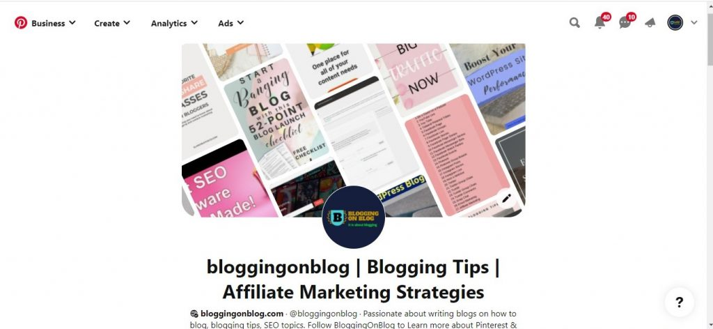 Know How To Increase Your Blog Traffic With Pinterest 1